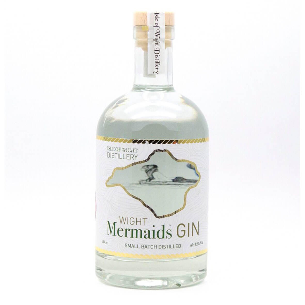 Wight Mermaid Gin  – A Jewel in the Garden Isle?